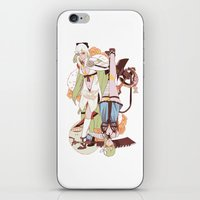 carnage iPhone & iPod Skins featuring carnage by catherine