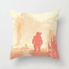 Dragon Age: Varric Throw Pillow