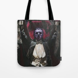 Count Dracula 1931 Bela Lugosi Tote Bag