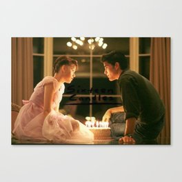 Sixteen Candles Canvas Print