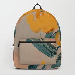 Bouquet Of Summer Sunshine Backpack