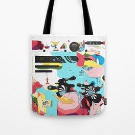 Funlandia Tote Bag