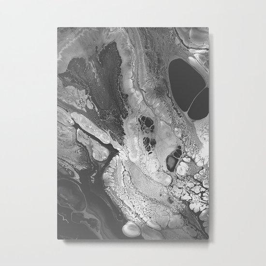LAND OF ALL Metal Print