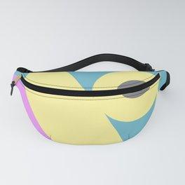 Shapes design Fanny Pack