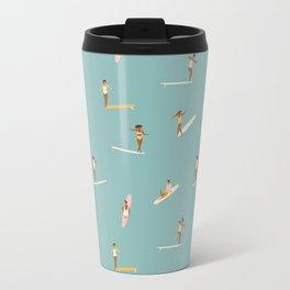 Surf girls Travel Mug