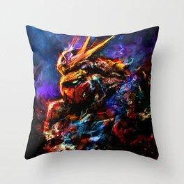 gundam II Throw Pillow