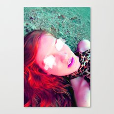 Another Red Head  Canvas Print