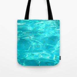 hot water Tote Bag