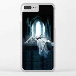 Demon Clear iPhone Case