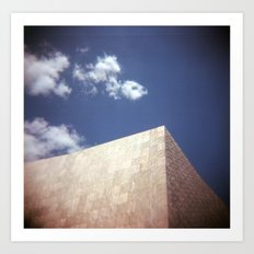 Walker Art Center Art Print
