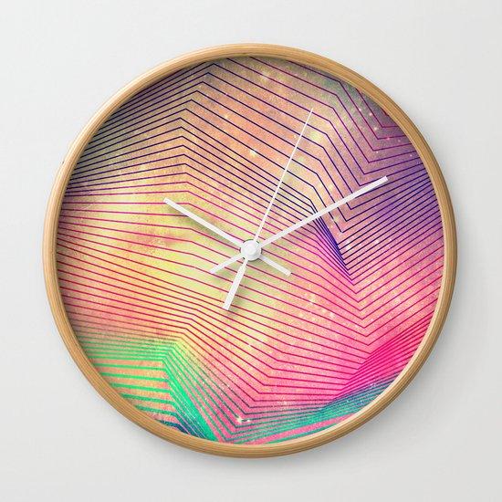 gyt th'fykk yyt Wall Clock