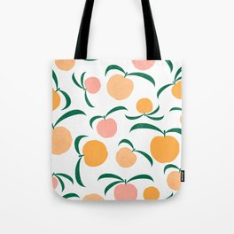 Peach Me Tote Bag