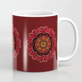 Chrysanthemum in lace Coffee Mug
