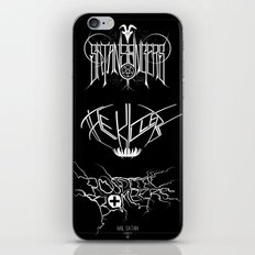 The Best Ever Death Metal Bands Out Of Denton iPhone & iPod Skin