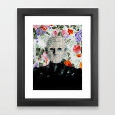 Lush Pinhead // Hellraiser Framed Art Print