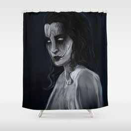 Mary Lee Shower Curtain