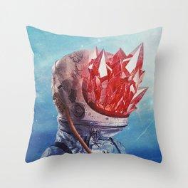 Emanating Throw Pillow