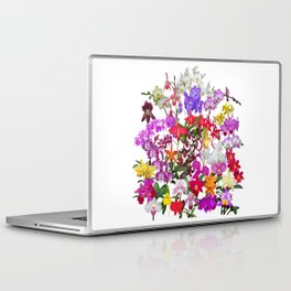 A celebration of orchids Laptop & iPad Skin