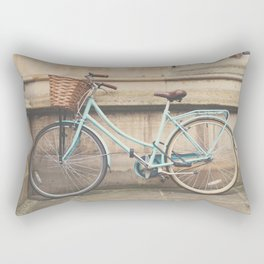 the bicycle ... Rectangular Pillow