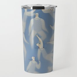 The swimmers Travel Mug