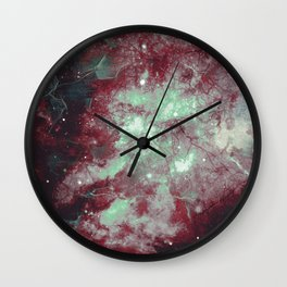 PULSAR Wall Clock