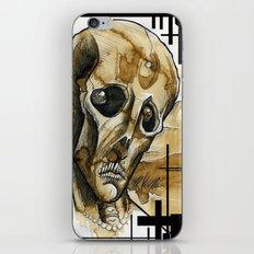 dead head iPhone & iPod Skin