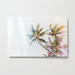 Throwback Thursday Summer Metal Print