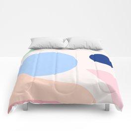 Creme Comforters