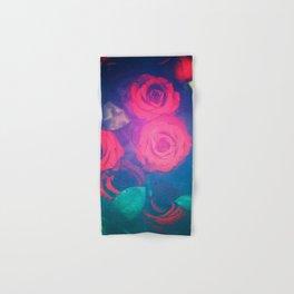 Rose Red Hand & Bath Towel