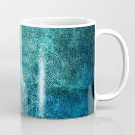 Turquoise Ocean Marble Coffee Mug