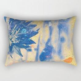 Cornfield Views Rectangular Pillow