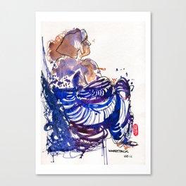 20161019 Libby No 11 Canvas Print