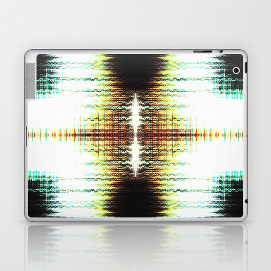 I Can Press Your Buttons Laptop & iPad Skin