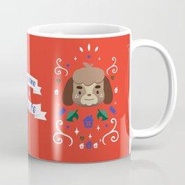 Animal Crossing: Digby Coffee Mug