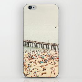 The Summers we leave behind iPhone Skin