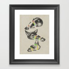 multiplicity Framed Art Print