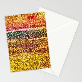 Sunny Flower Fields Stationery Cards