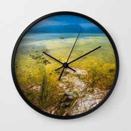 Sirmione Wall Clock