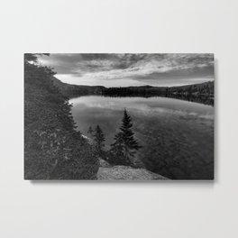 Lake zenith Metal Print