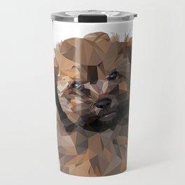 Cocoa, the puppy Travel Mug