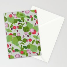 salad Stationery Cards