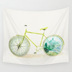 Have an Adventure Today Wall Tapestry