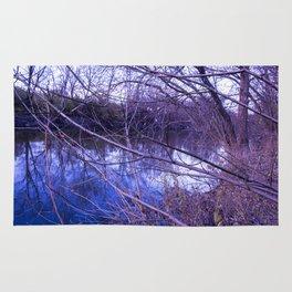lapis lazuli II. - by me jjv. Rug