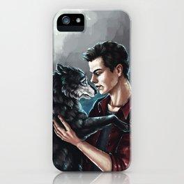 Teen Wolf iPhone Case