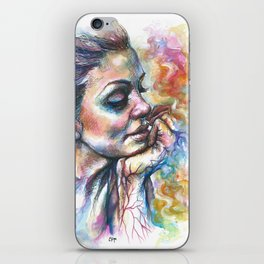 The Escape of Dreams iPhone Skin