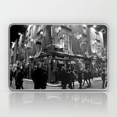 The Temple Bar, Dublin Ireland Laptop & iPad Skin