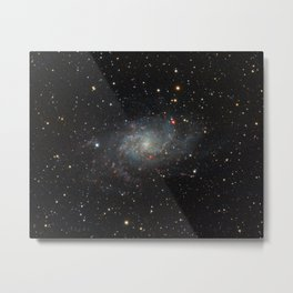 Triangulum Galaxy Metal Print