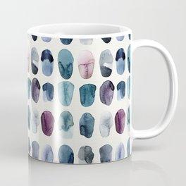 Gems Pattern Coffee Mug