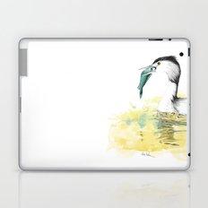 Haubentaucher Laptop & iPad Skin