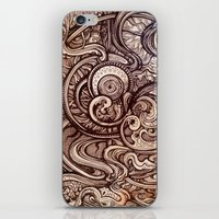 inception iPhone & iPod Skins featuring Inception by Irina Vinnik